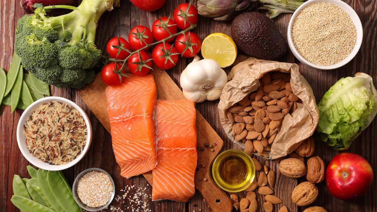 dieta dash alimentos saludables hipertensión