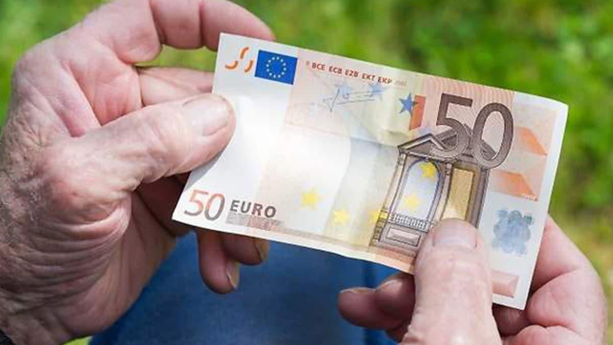 Dinero pensión jubilación