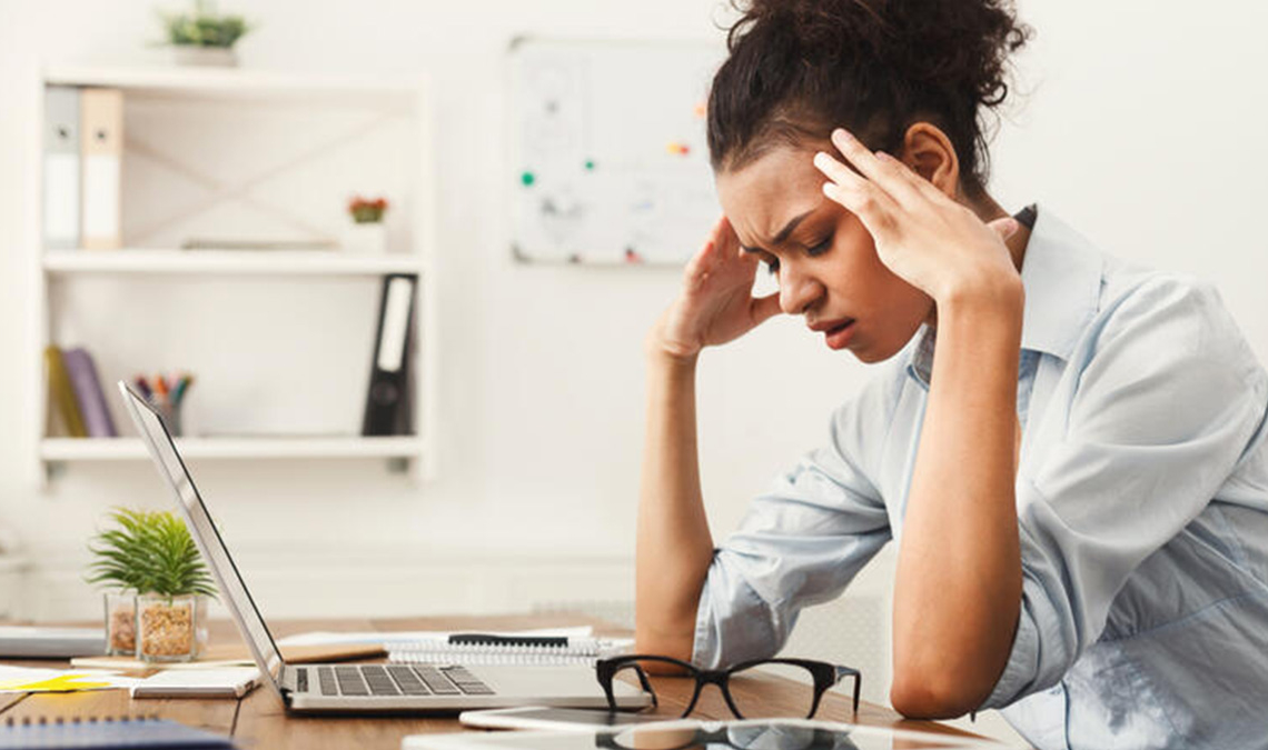Estrés durante el trabajo