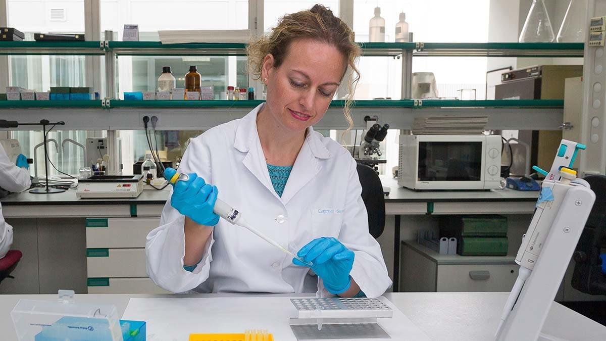 laboratorio investigación diabetes