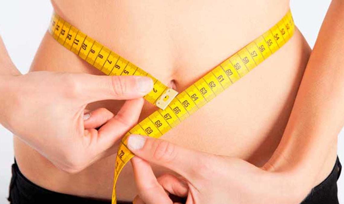 Mujer bajar de peso adelgazar