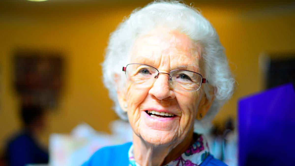 personas mayores adultos mayores