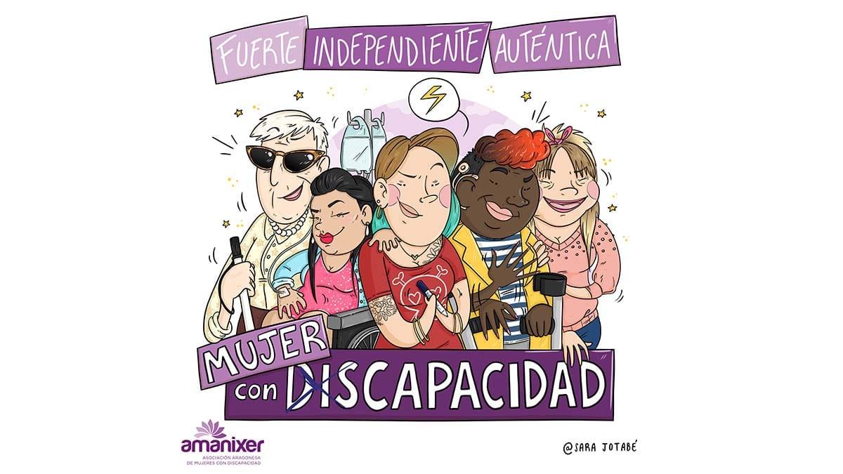 3 de diciembre Día Internacional de la Discapacidad Sara Jotabé