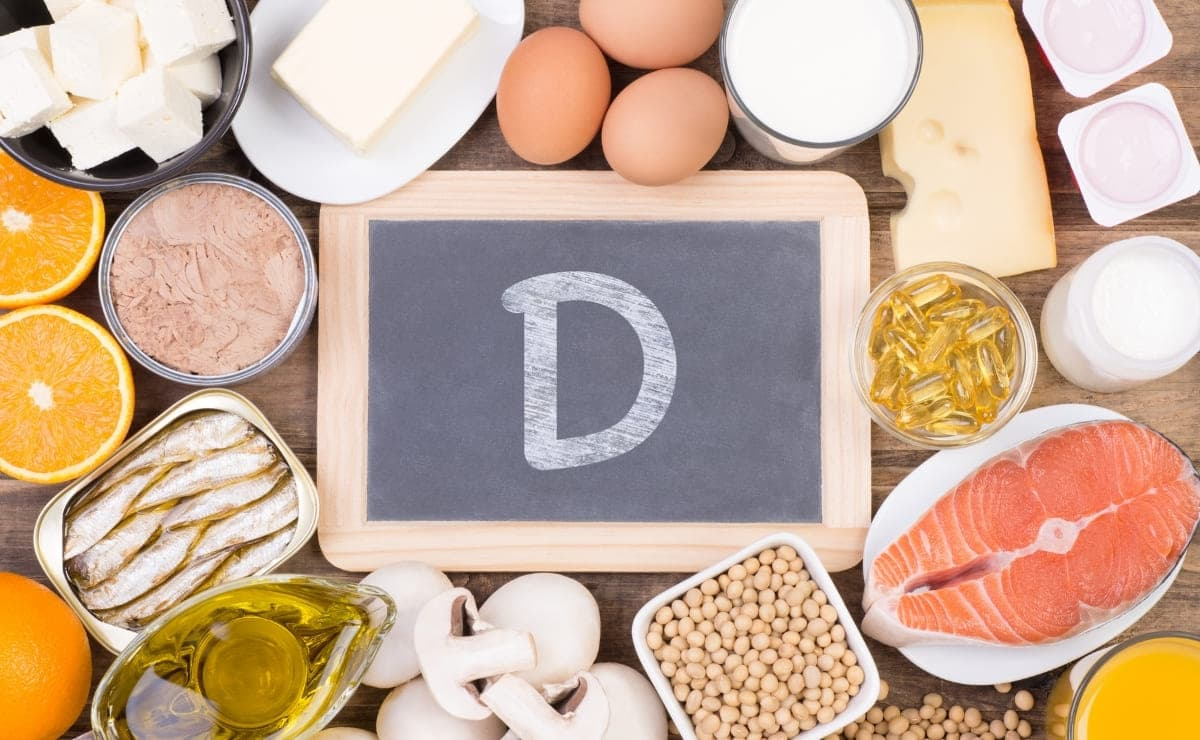 Alimento ricos en vitamina D