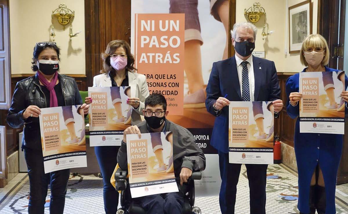 Ayuntamiento de Granada Discapacidad