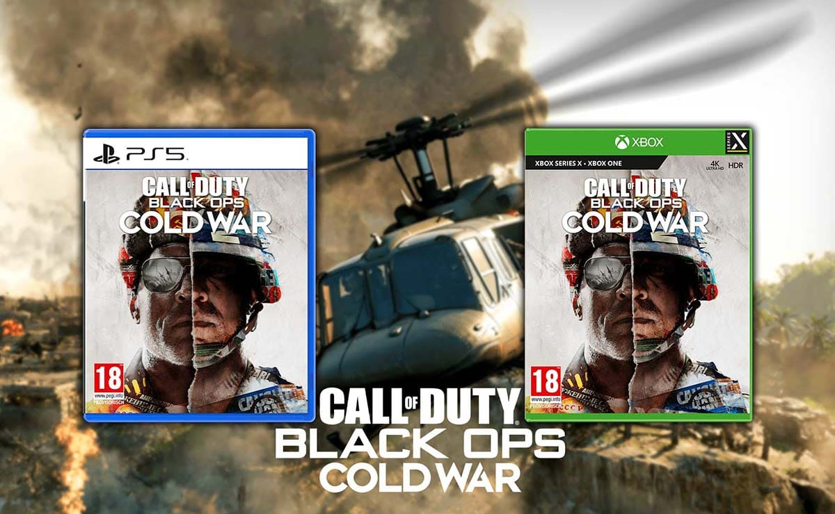 Call of Duty - Black Ops Cold War Amazon