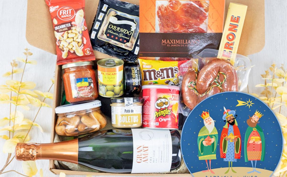 Cesta Gourmet Reyes Magos