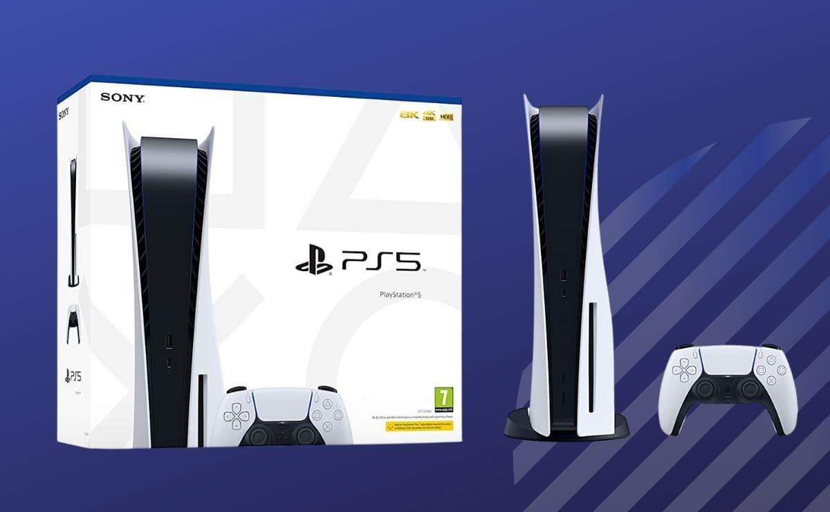 Comprar y reservar PS5