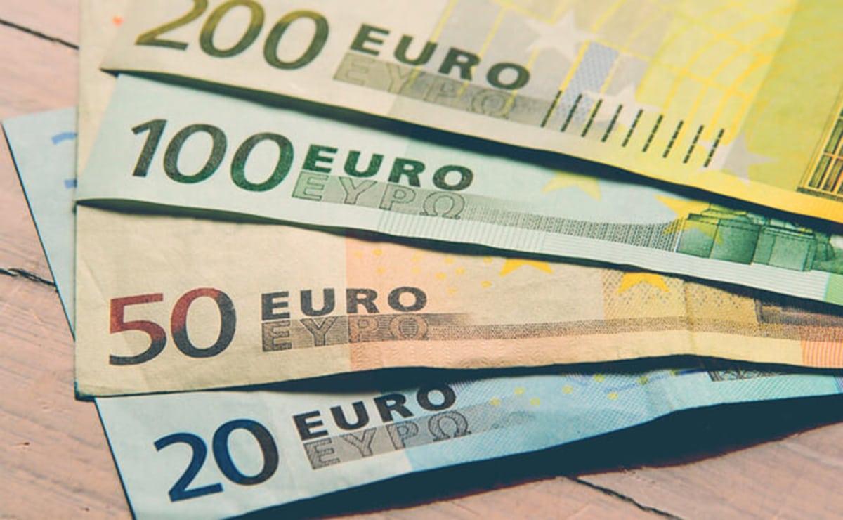 Dinero euros pensiones