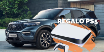 Ford regala PS5