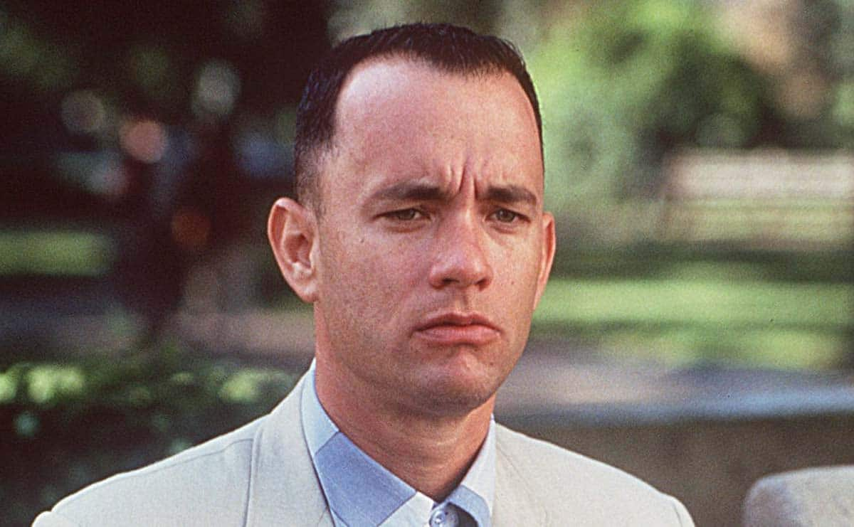 Tom Hanks, actor que interpretó Forrest Gump, tiene diabetes