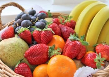Fruta cena
