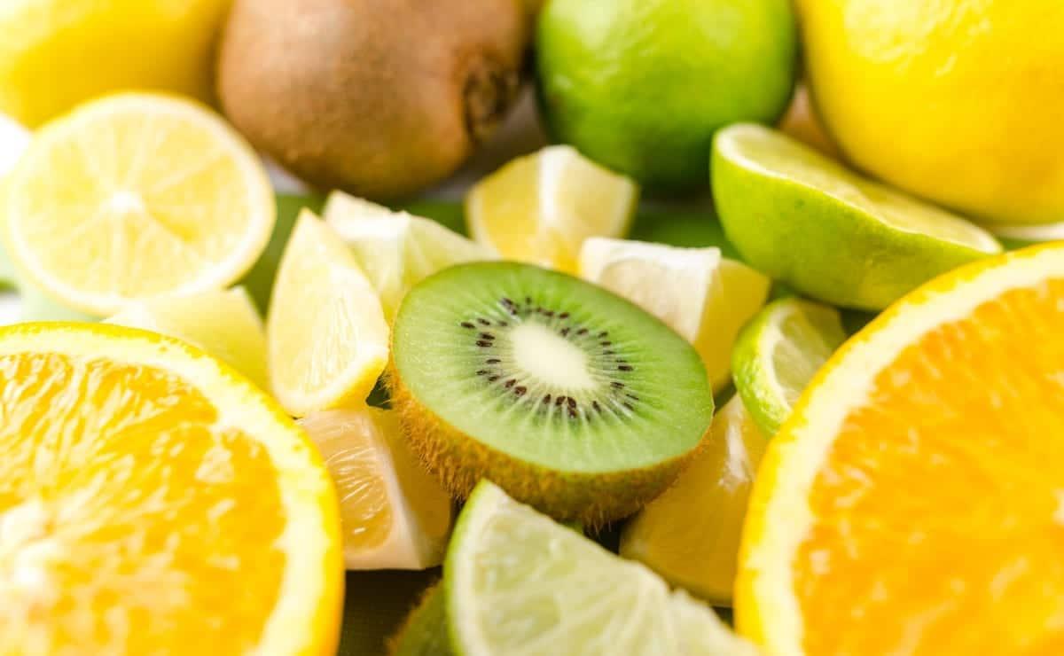 Frutas con vitamina D