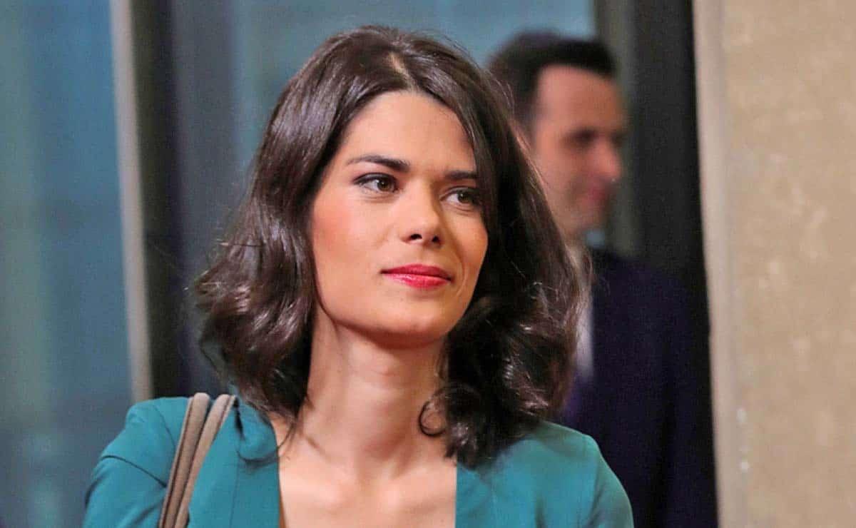 Isa Sierra, portavoz de Unidas podemos