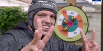 Javi, protagonista del Vídeo del Parlamento Europeo por el día de la Discapacidad