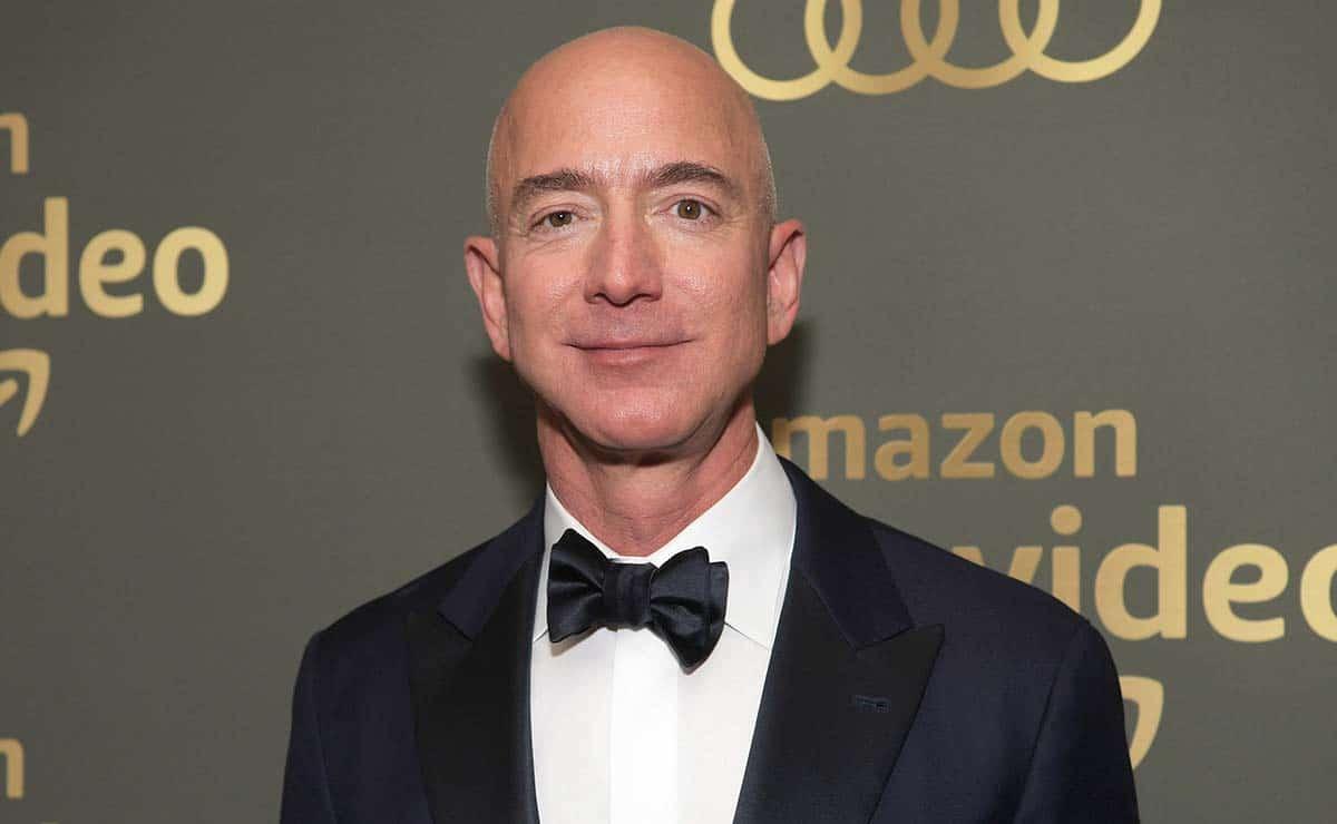 Jeff Bezos dueño Amazon