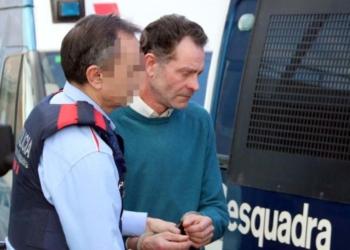 José Antonio Ortiz Cambray Vox Lleida detenido