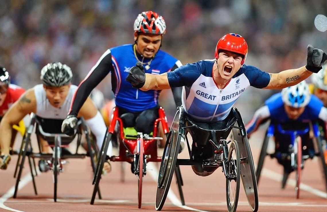 Juegos Paralímpicos atletismo