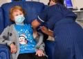 Margaret Keenan vacuna Pfizer Reino Unido