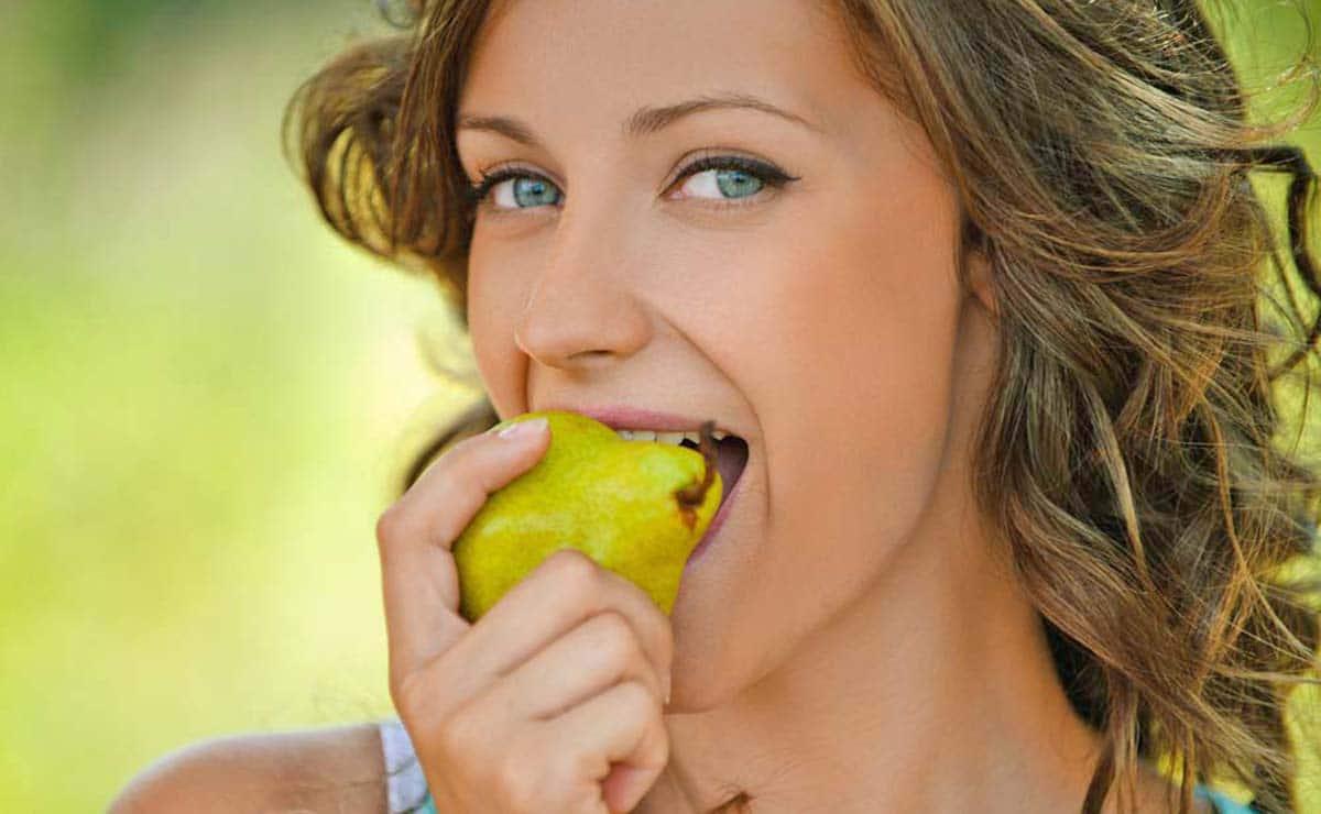 manzana fruta