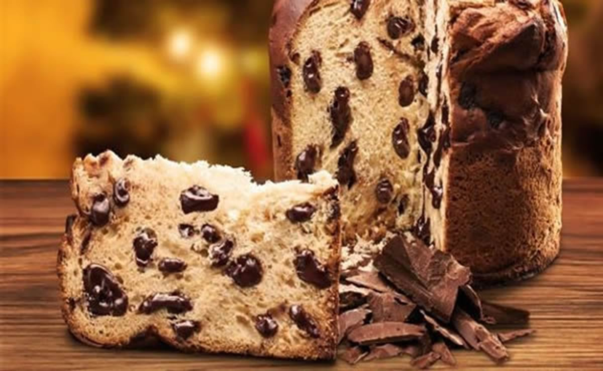 Panettone de chocolate Chiostro Di Saronno