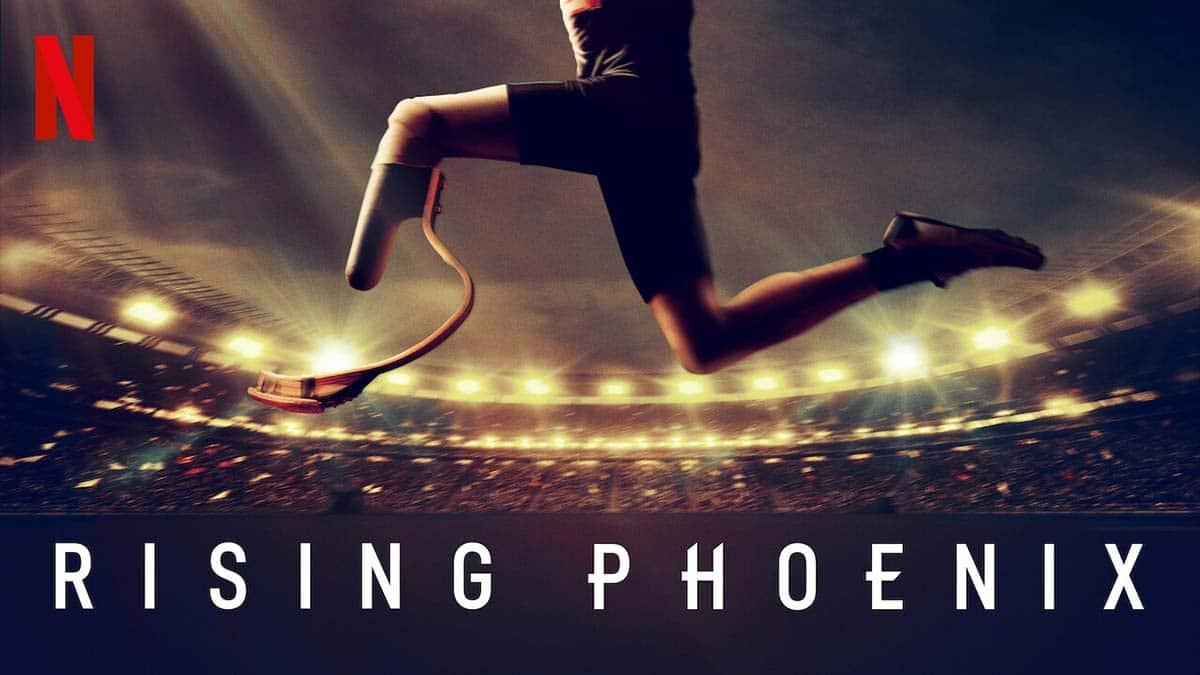 Rising Phoenix, el documental de Netflix que cuenta la historia de los Juegos Paralímpicos