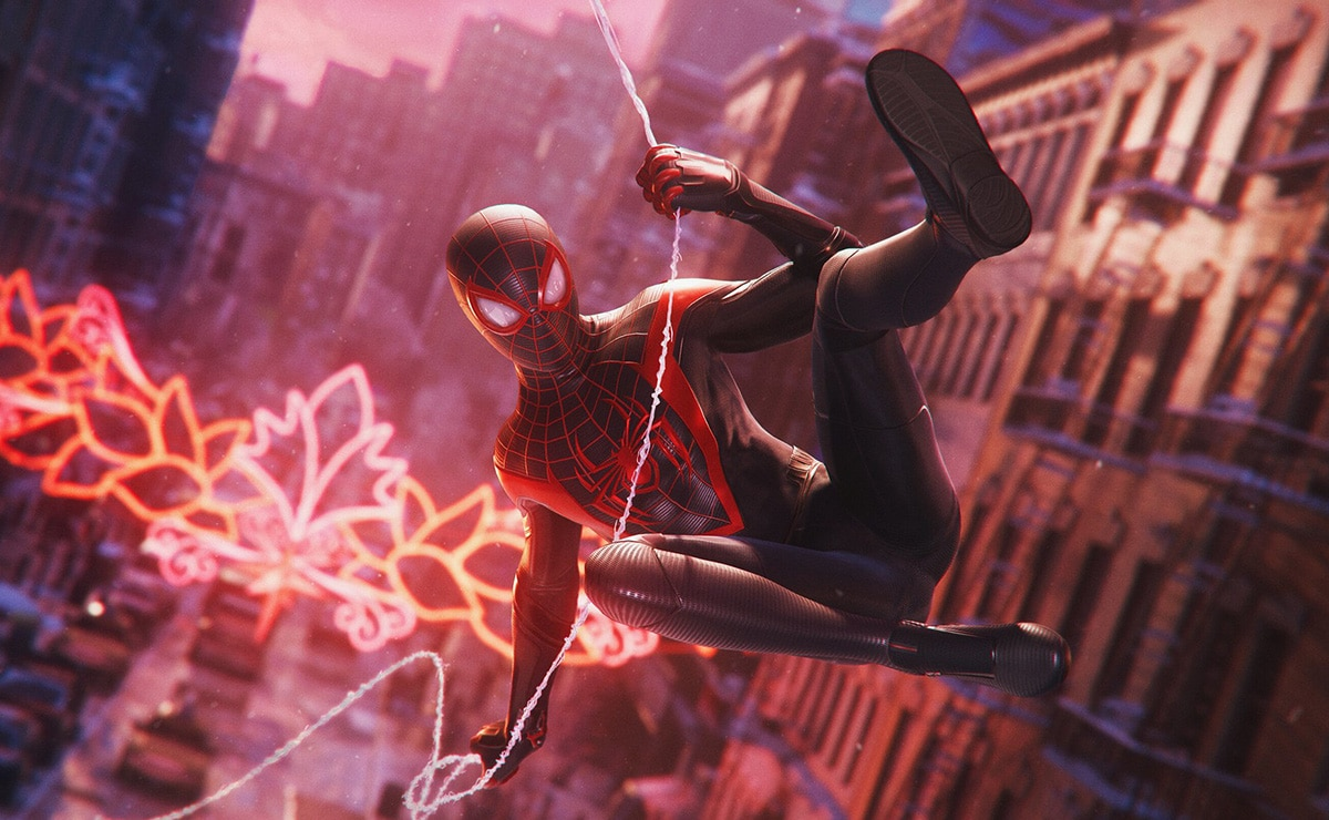 Marvel´s Spider-Man: Miles Morales Ultimate Edition