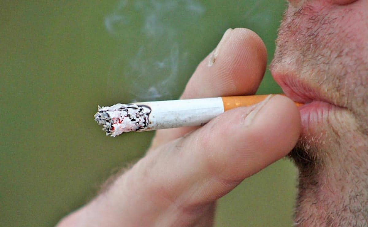tabaco vitamina E