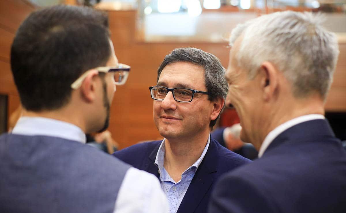 Tomás Marcos, político de Ciudadanos