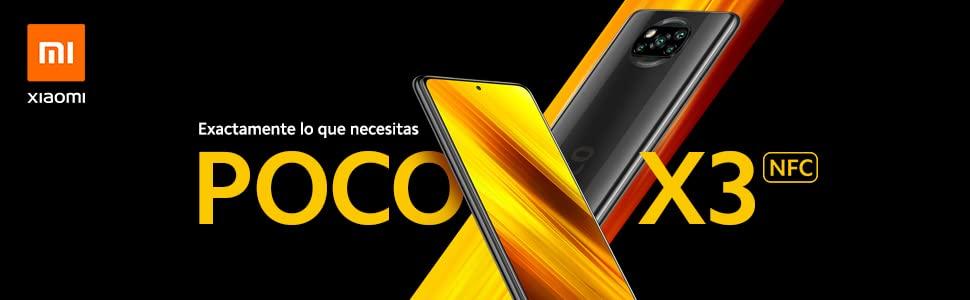Xioami POMO X3 NFC