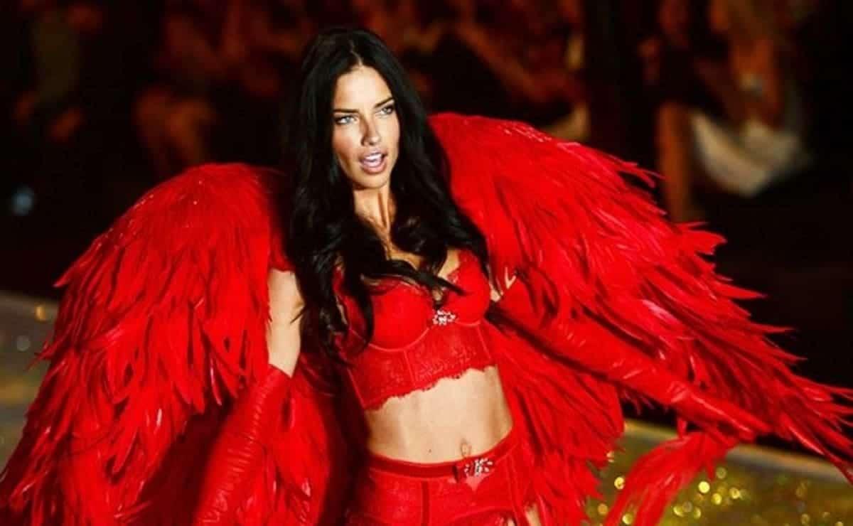 Adriana Lima hizo dietas peligrosas como modelo