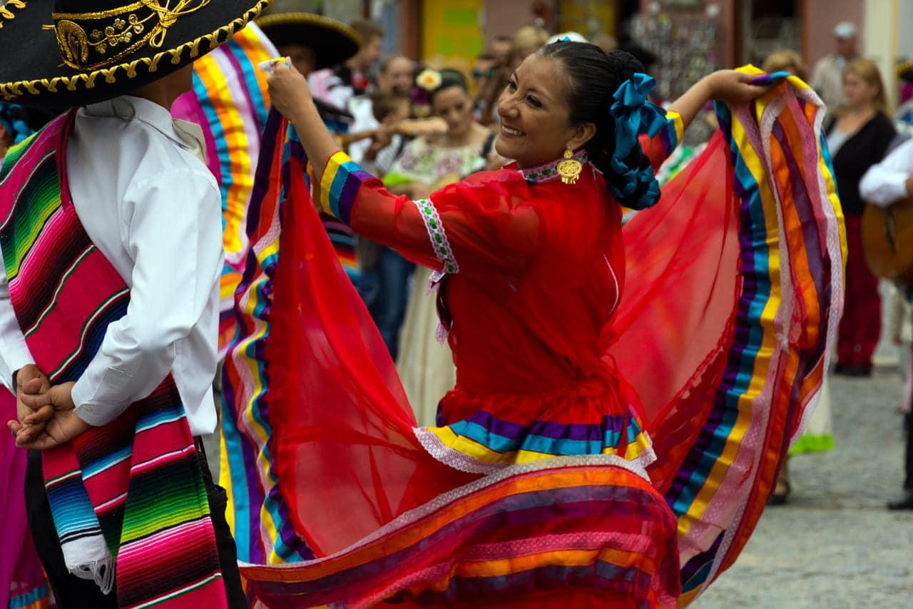El baile tradicional también ayuda al sistema circulatorio