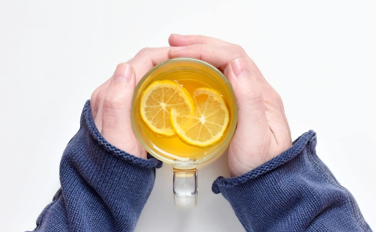 beber té perder peso