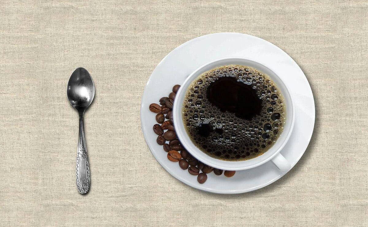 El café i