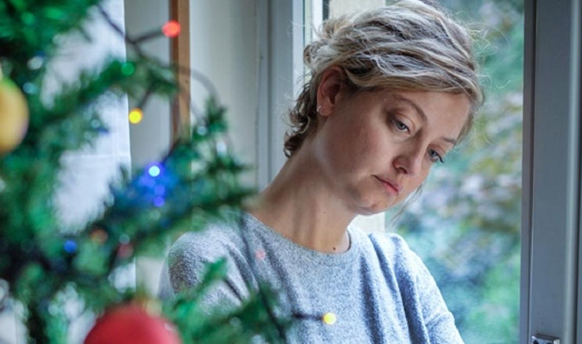 Depresión navideña Navidad