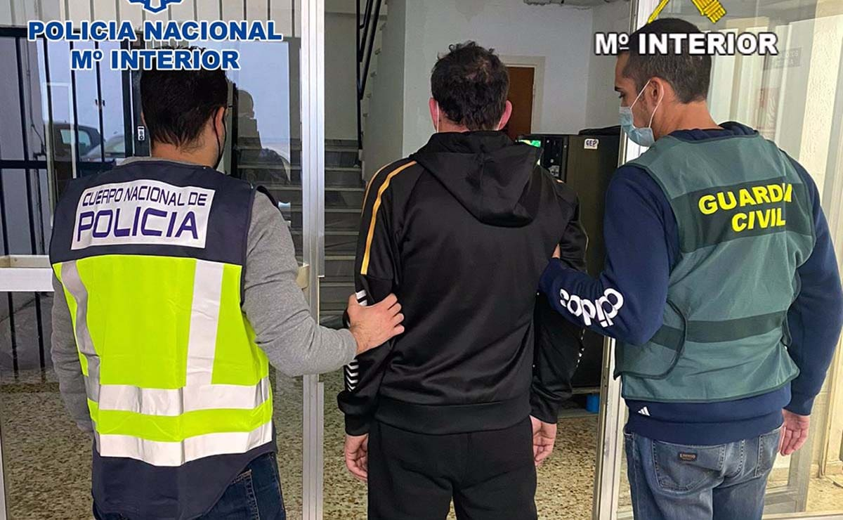 Detenida Guardia Civil El Ejido