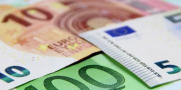 Dinero euros paro