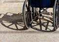 Silla de ruedas discapacidad