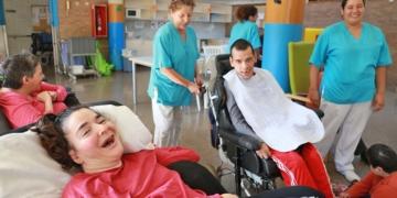 disminuidos psíquicos personas con discapacidad