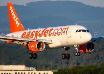 Easyjet, compañía de vuelos