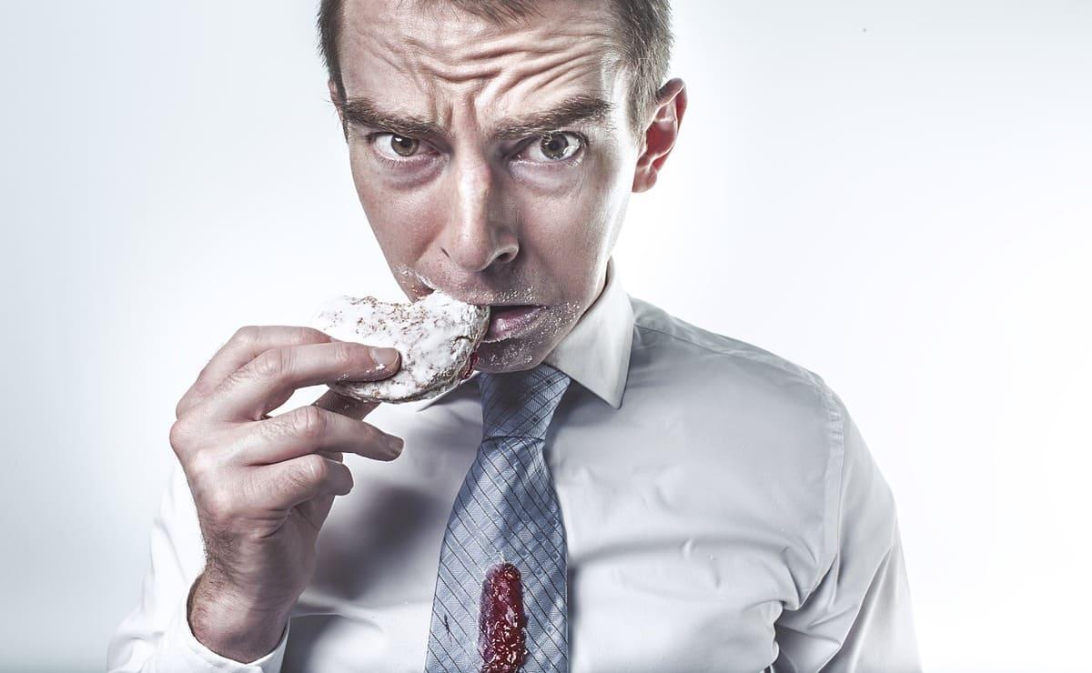 Un hombre hambriento daña con facilidad su sistema circulatorio