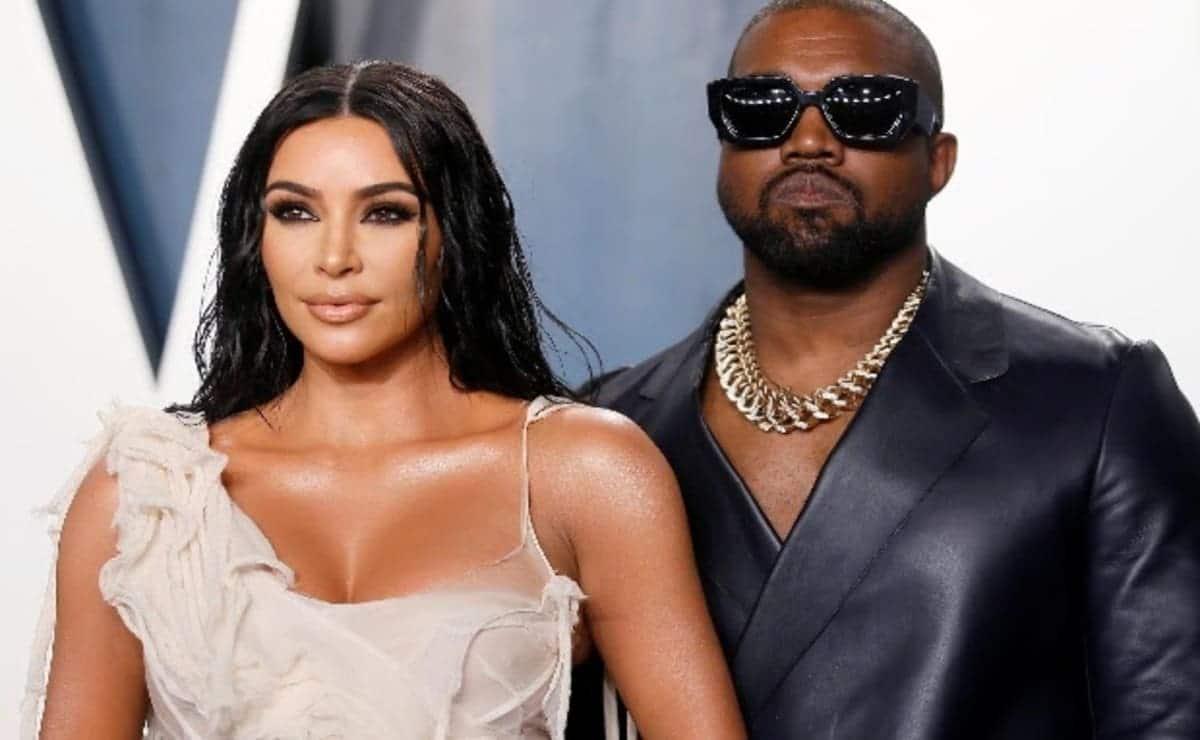 kim kardashian es la esposa de kanye west y sigue una dieta cetogénica