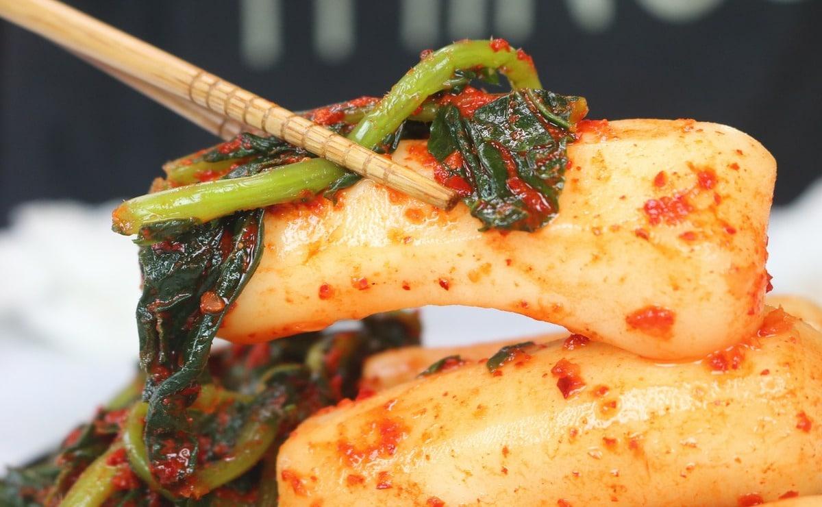 el kimchi es un alimento completo
