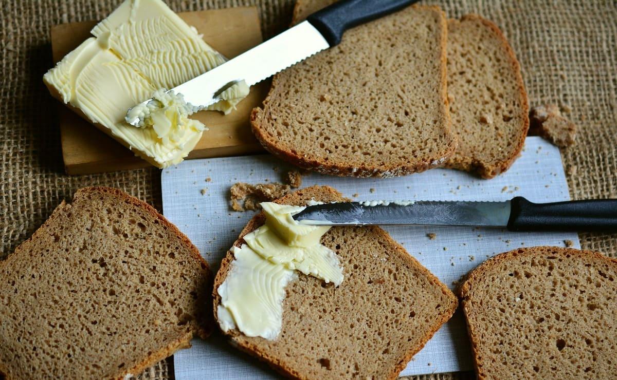 El pan no es es una alternativa en la dieta lowcarb