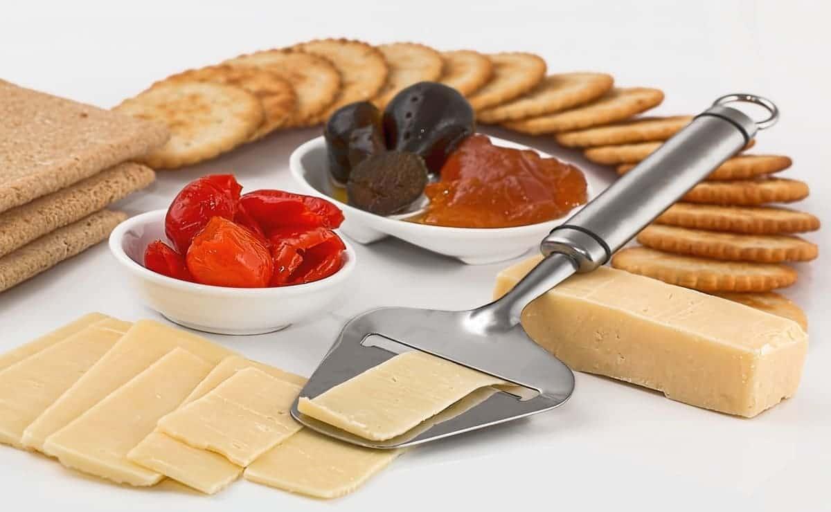Los quesos casi siempre están fueran de la dieta libre de lácteos