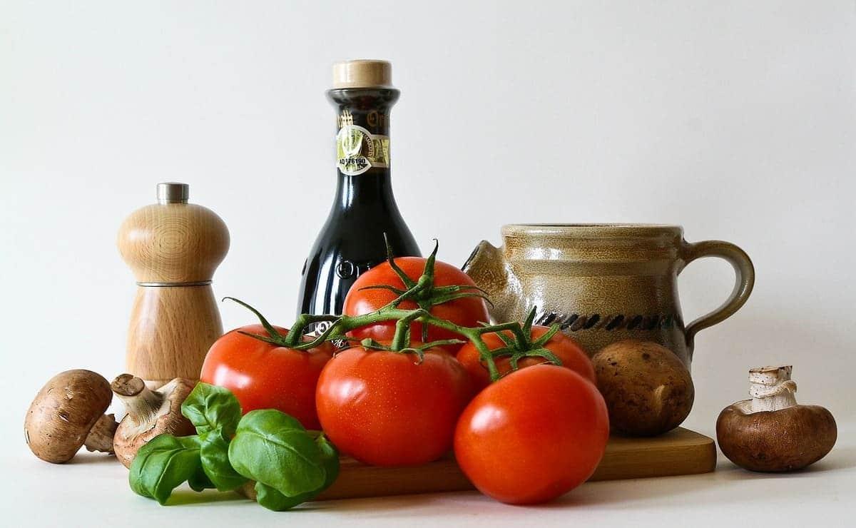 dieta navideña para vegetarianos