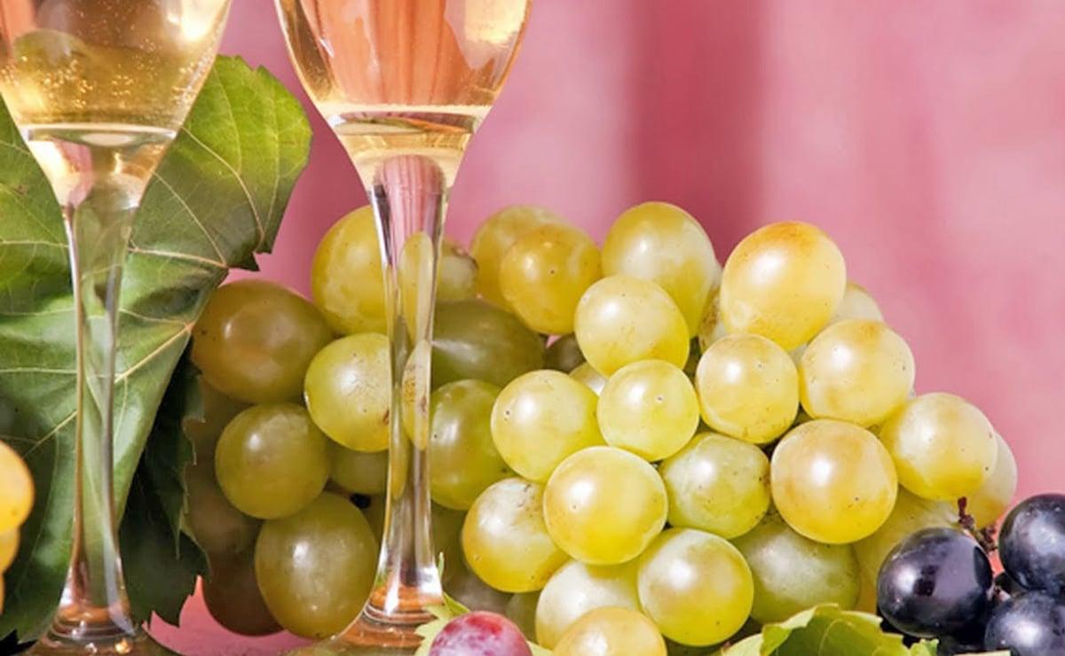Uvas fruta Fin de Año