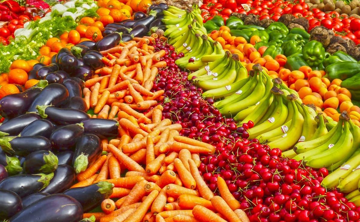 dieta rica en vegetales