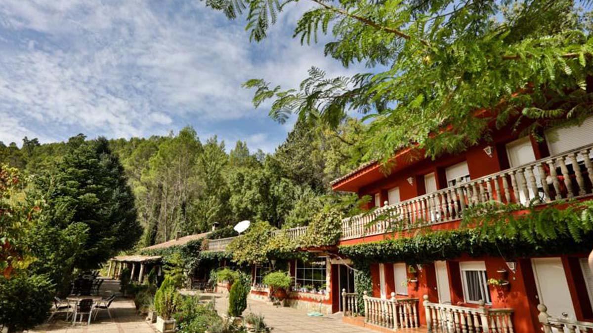 Hotel en Arroyo Frio (Jaén, Andalucía)
