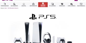 Comprar Playstation 5 GAME-2
